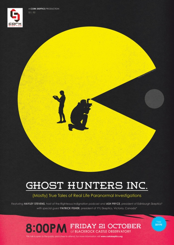 Ghost Hunters Inc. — Friday 21 October 2011