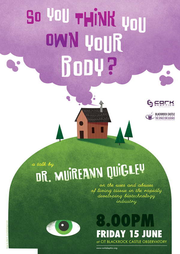 So You Think You Own You Body?