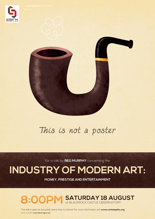 August 18th 2012 — The Industry of Modern Art by Reg Murphy