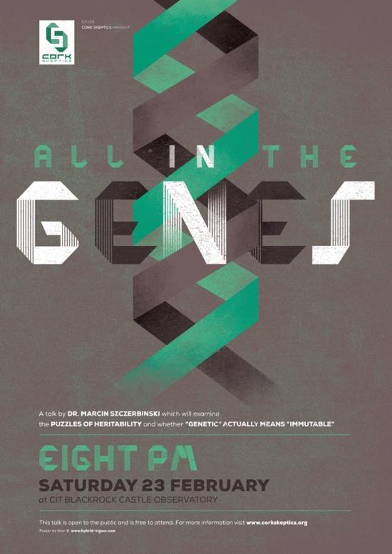 All In The Genes? w/ Dr. Marcin Szczerbinski